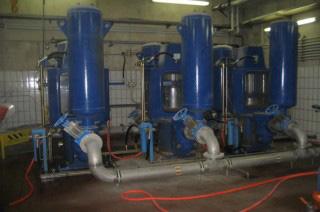 Piston Ram Pumps, Desludging Pumps