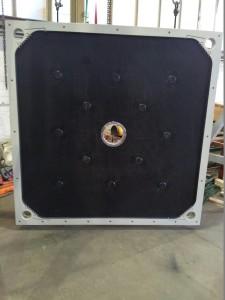 Steel Filter Press Plate