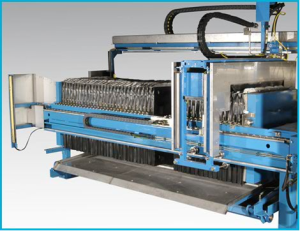 Automatic Filter Press from Latham International