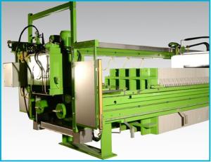 Latham Automatic Filter Press