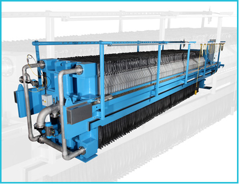 Latham Overhead Filter Press Design Picture