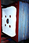 Ductile Iron Steel Filter Press Plates