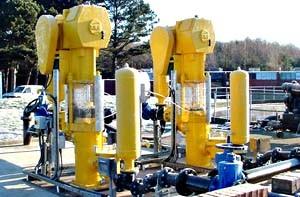 Mechanical Ram Pump