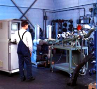 Pump Test at Factory