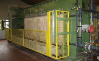 Used Chamber Filter Press Manufacturers
