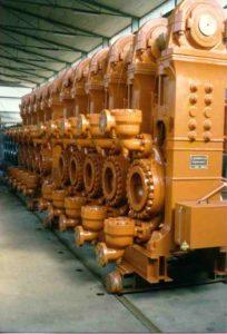 Emmerich KM 12 Cylinder Diaphragm Pump