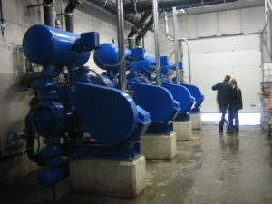 Piston Diaphragm Pumps for Filter Press