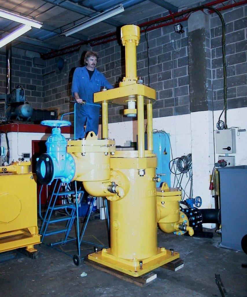 Ram Pump Factory Pic