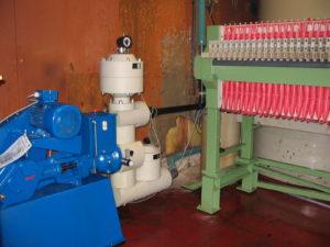 Emmerich Filter Press Pump